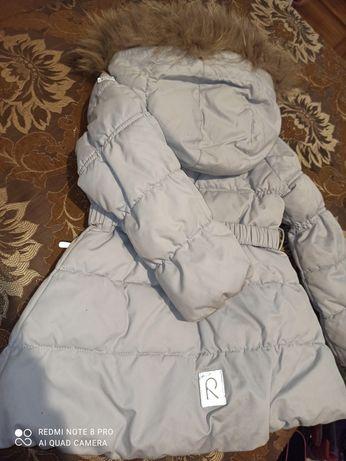 Reima детское пальто 521295 ,как новое