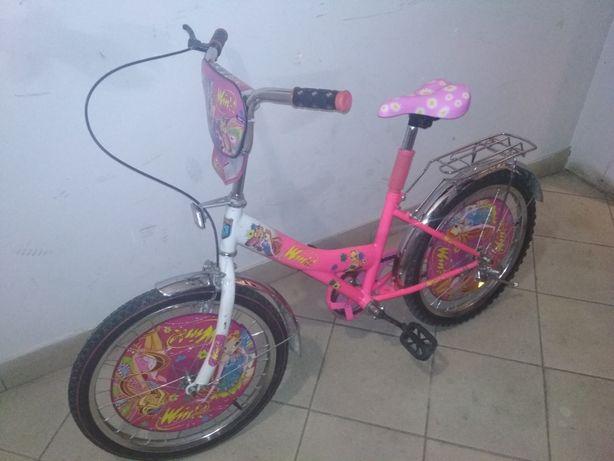 Велосипед дитячий для дівчаток