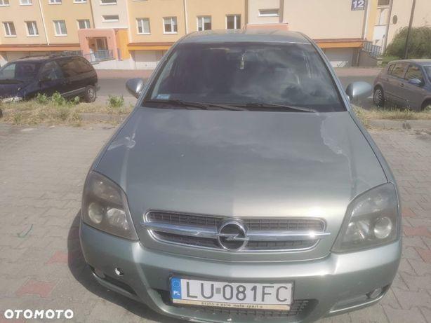 Opel Vectra Vectra C GTS