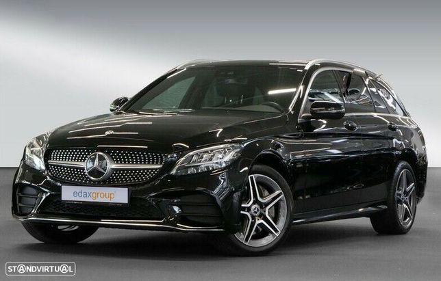 Mercedes-Benz C 300 de AMG Line