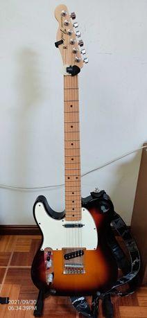 Guitarra Fender Telecaster - Canhoto / Esquerdino
