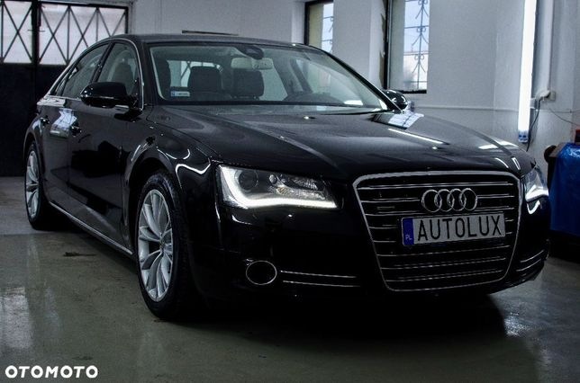 Audi A8 Audi A8 D4 Masaże, Dociągi, Radar, Night Vision, Full LED