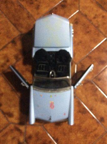 Carro da barbi com radio comprido e grande em pvc