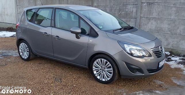 Opel Meriva Opel meriva