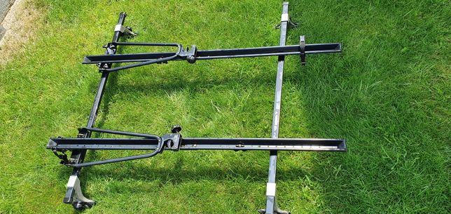 Bagażnik rowerowy uchwyt rowerowy dachowy i belki