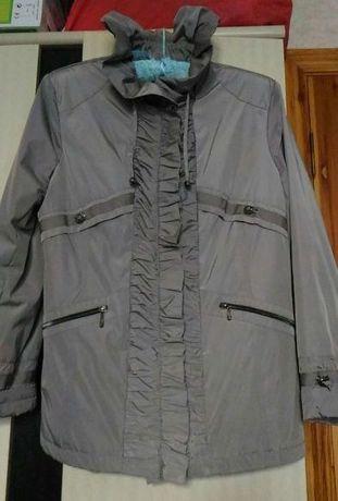 куртка р.50-52 весна-осень 800р