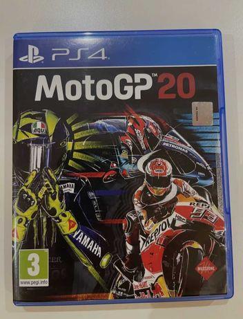 MotoGP 20 ps4 c/selo IGAC