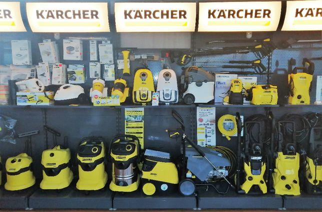 KARCHER сервисный центр. Ремонт оборудования. Шланги ремонт, Обжим ав.