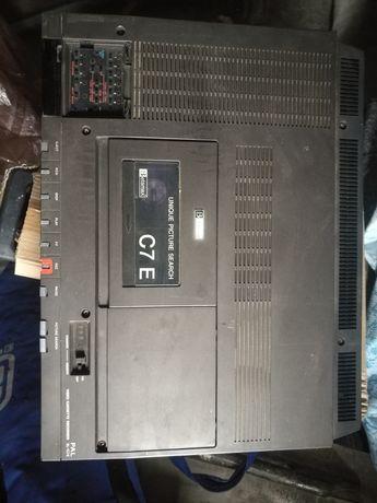 Sony C7E rekorder Betamax