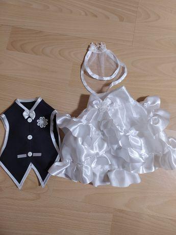 Свадебная одежда для шампанского свадебная атрибутика