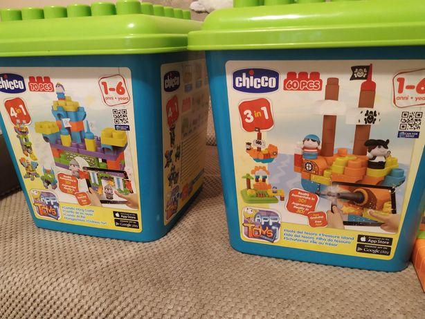 Klocki Chicco app Toys