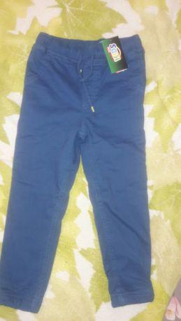 Штани на флісі для хлопчика по бірці 122 р