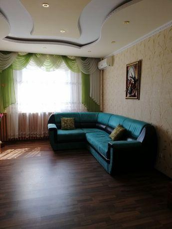 Трехкомнатная квартира с ремонтом ул.Новгородская 99 лицей