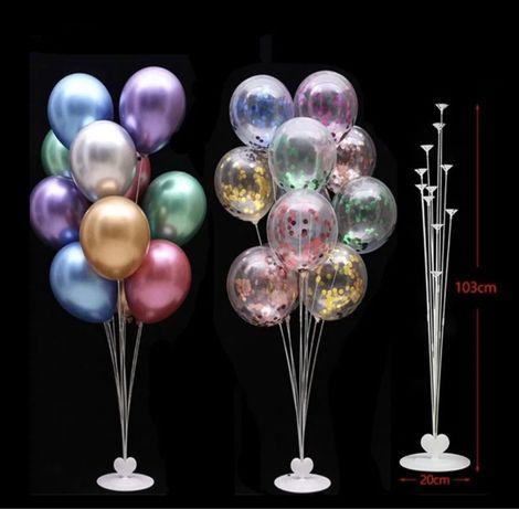 Стойка для шаров воздушные шары лента для шаров арки тримач для кульок