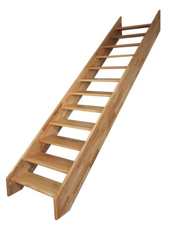 Schody samonośne proste 60cm