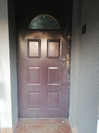 Drzwi 90 metalowe