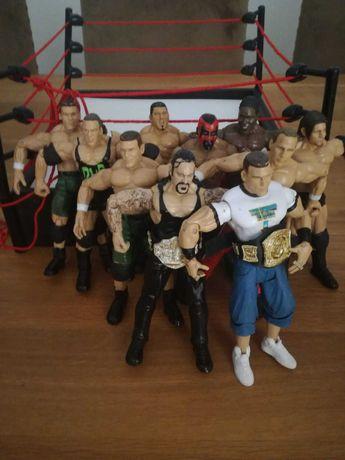 Bonecos/Figuras de ação WWE Wrestling Jakks Pacific *Vintage*