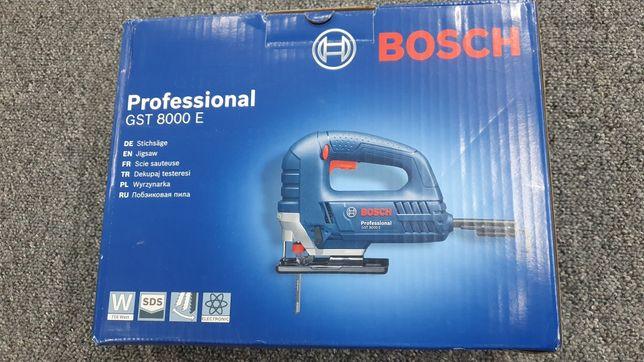 Wyrzynarka Bosch GST8000E NOWA