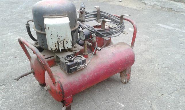 Продам самодельный компрессор