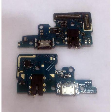 Samsung A70 conector de carga