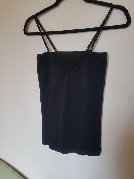 Bluzka modelująca odpinane ramiączka M nowa Secret Posession