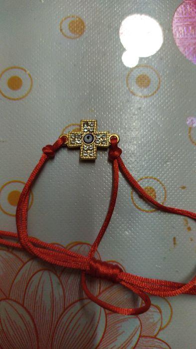 Браслет красная нить Старобельск - изображение 1