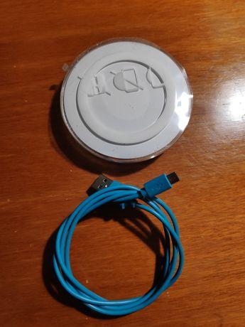 Ładowarka bezprzewodowa wireless biała