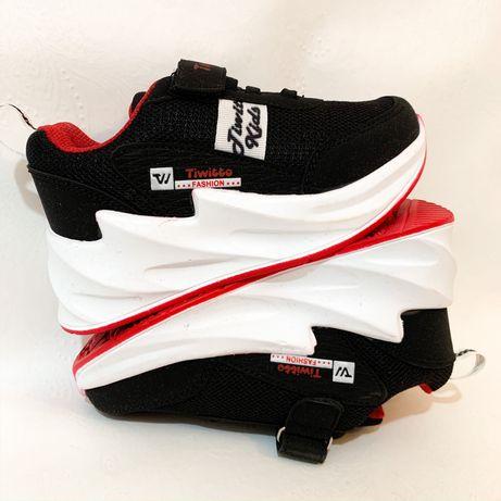 Хит! Детские стильные текстильные кроссовки для мальчика и девочки