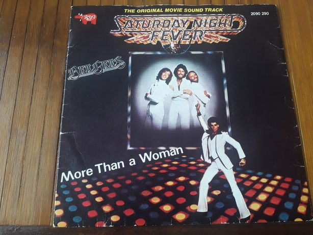 Bee Gees - More than a woman (vinil)