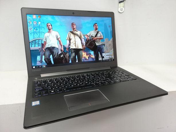 Мощный Lenovo | Full HD_IPS_Core i5-7200U_8Гб_GF 940MX-2Гб!_SSD-256Гб!