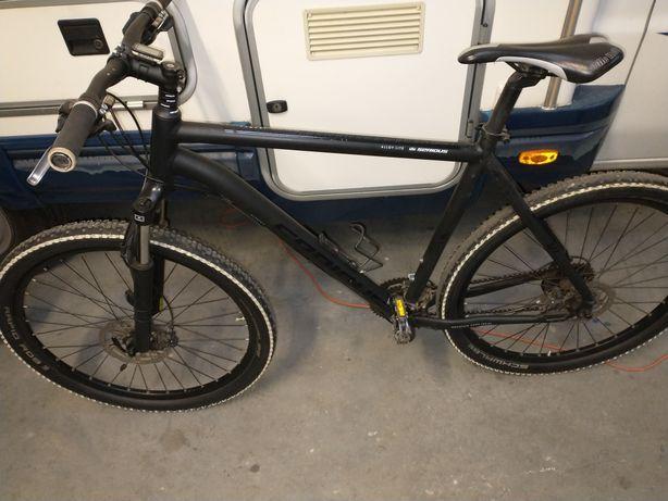 Rower Serious Shimano Deore Hydrauliczne hamulce koła 27,5 Aluminium
