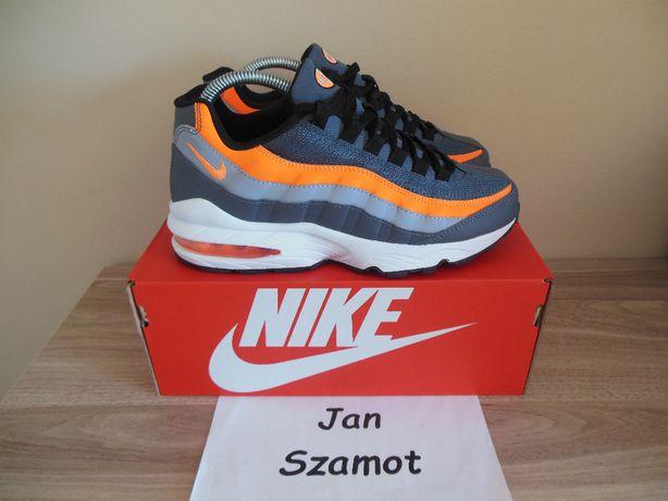 37,5 Nike Air Max 95 Grey / Orange