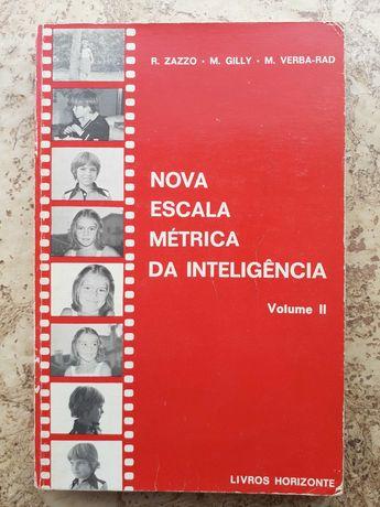 Nova Escala Métrica da Inteligência, Volume II