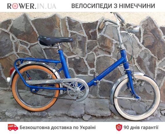 Складний велосипед бу Bianchi 16 / Велосипеды складной