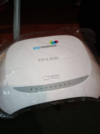 Роутер модем tp-link ADSL 150mb