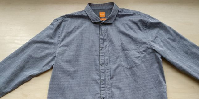 NOWA piękna koszula HUGO BOSS - XL/XXL --SUPER !!!