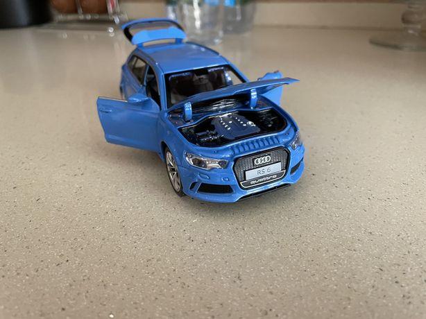 Audi rs6 escala 1/32