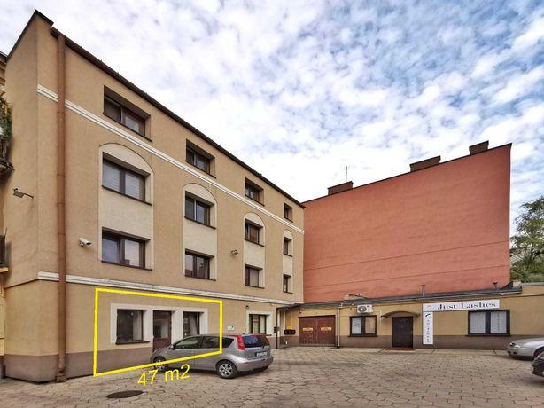 Ładny lokal 47 m2 w centrum Częstochowy.