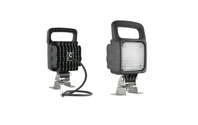 Lampa Robocza LED1.46881.50 WESEM 1500lm 12-48V 24W 100x100x76