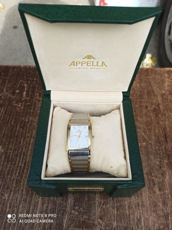 Часы наручные Аппелла Швейцария