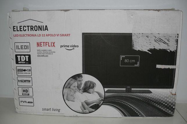 TV Led electronia LD 32 apolo VI smart - Nova