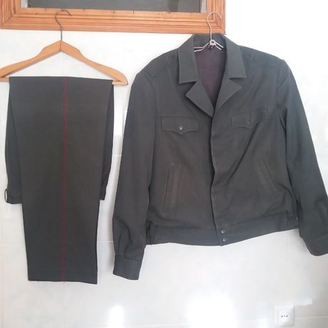 костюм повседневный (куртка + брюки) военный ВСУ (старого образца)