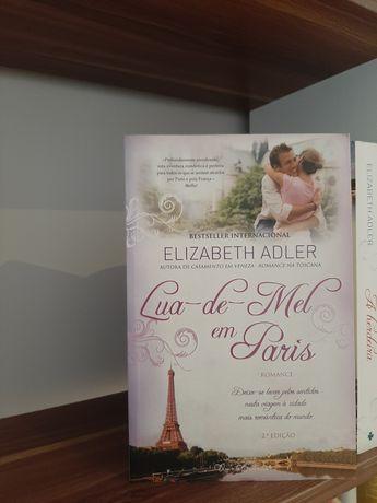 Lua de Mel em Paris - Elizabeth Adler