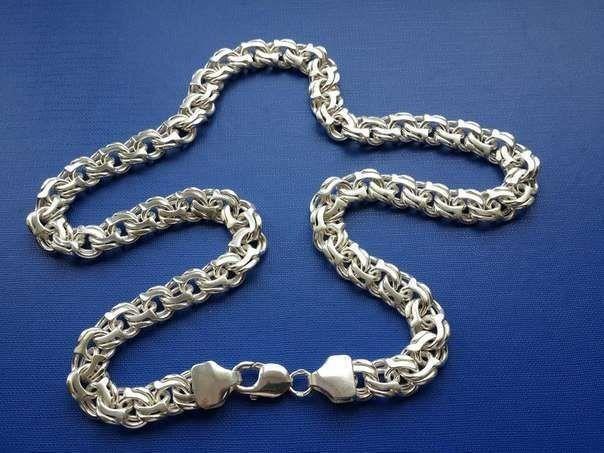 Срібло 925проба. цепочки браслети.