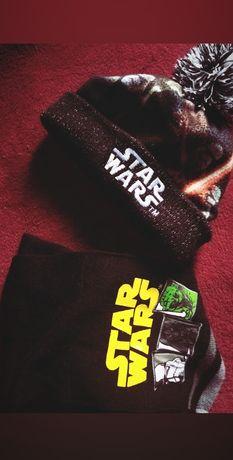 Шапочка и шарф Star Wars