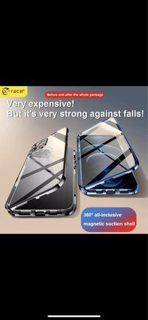 Capa 360• Vidro Iphone 12 Pro Max