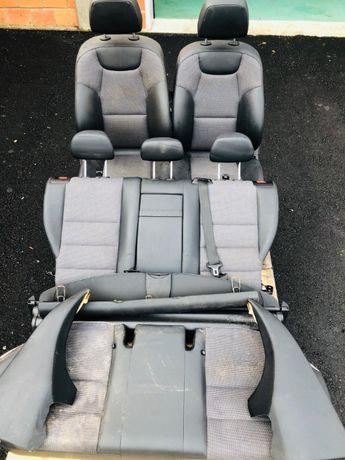 Interior Mercedes C220 AMG W204
