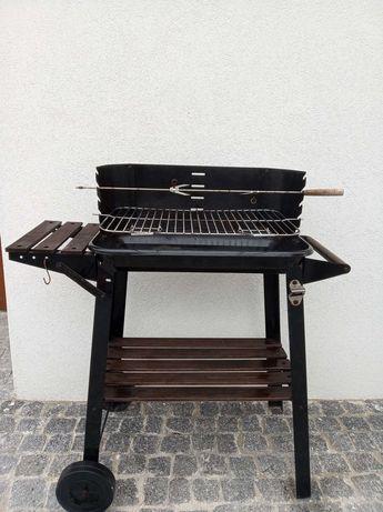Barbecue de Carvão