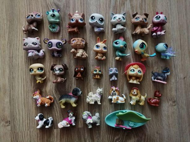 Figurki LPS (littlest pet shop) i nie tylko, cały zestaw