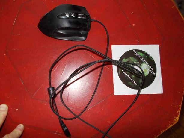 Mysz komputerowa Revoltec Fight Mouse Elite RE 122